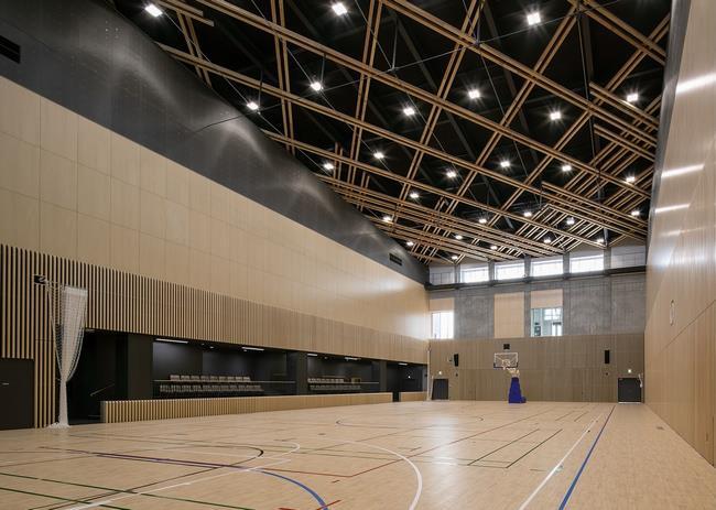 中野 区立 総合 体育館
