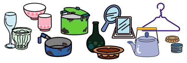 陶器ガラス金属ごみの出し方種類 中野区公式ホームページ